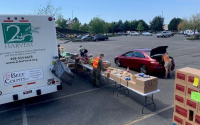 MOBILE MARKET AND NORTH IDAHO HUNGER RELIEF FUNDING – AUGUST 28