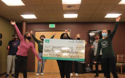 Spokane Food Distribution, Gonzaga Prep Food Drive – February 26