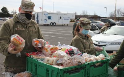 National Guard Demobilization and Weekly Distributions – March 12