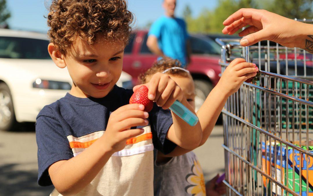 SUMMER FOOD PROGRAMS FOR CHILDREN – JUNE 25