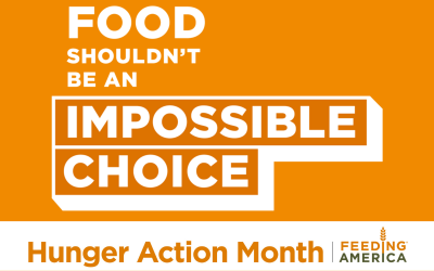 HOW WILL YOU CHOOSE TO END HUNGER? – SEPTEMBER 2